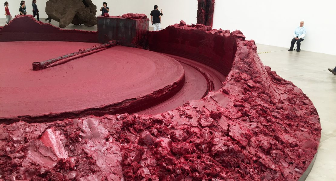 Anish Kapoor Mexico City